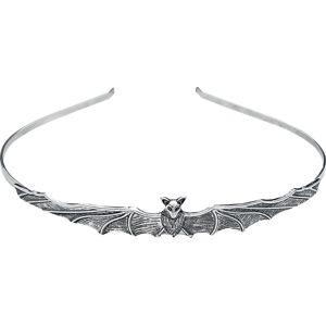Mysterium® Čelenka s netopýrem Čelenka stríbrná