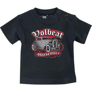 Volbeat Rock'N'Roll Baby detská košile černá