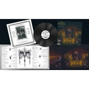 Slaughter Messiah Cursed to the pyre LP standard