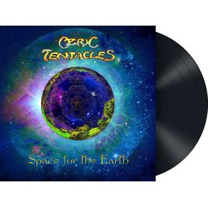 Ozric Tentacles Space for the earth LP standard