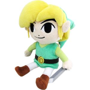 The Legend Of Zelda The Wind Waker - Link plyšová figurka standard
