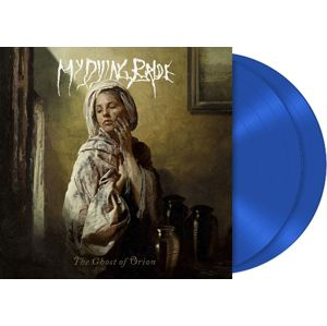 My Dying Bride The ghost of Orion 2-LP modrá