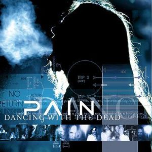 Pain Dancing with the dead CD standard