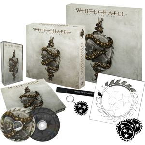 Whitechapel Mark of the blade 2-CD & MC standard