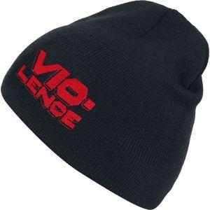 Vio-Lence Logo Beanie čepice černá