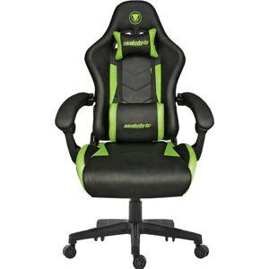 Snakebyte Universal Gaming:Seat Evo Sitzsack cerná/zelená