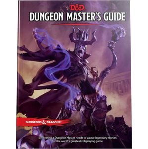 Dungeons and Dragons Dungeon Master's Guide Hra standard