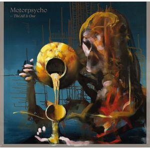 Motorpsycho The all is one 2-CD standard