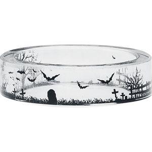 Friedhof prsten transparentní