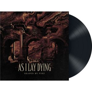 As I Lay Dying Shaped by fire LP standard