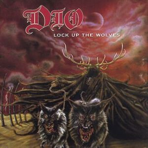 Dio Lock up the wolves CD standard