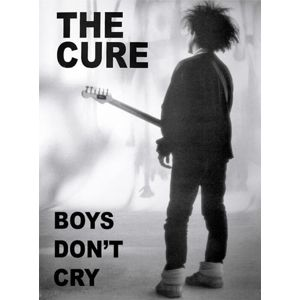 The Cure Boys Don't Cry plakát standard