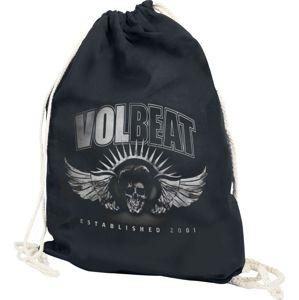 Volbeat Dark Skullwing Sportovní batoh černá