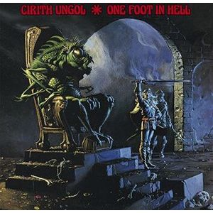 Cirith Ungol One foot in hell CD standard