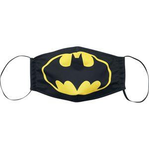 Batman Batman Logo maska cerná/žlutá