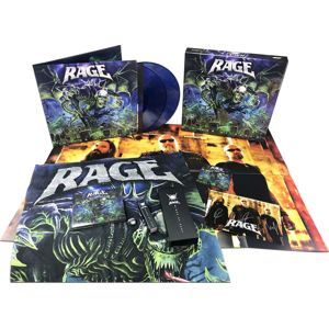 Rage Wings of rage CD & 2-LP standard
