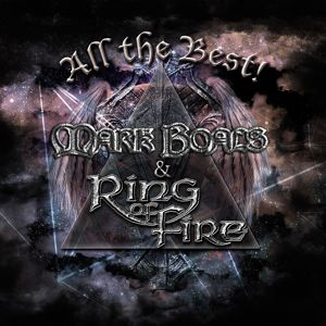 Boals, Mark / Ring Of Fire All the best! 2-CD standard