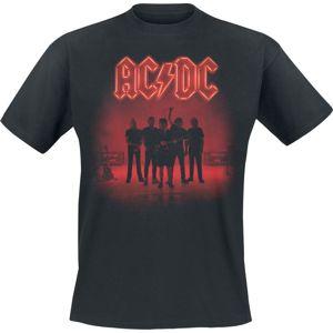 AC/DC PWR UP tricko černá