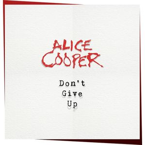 Alice Cooper Don't give up 7 inch-SINGL Picture