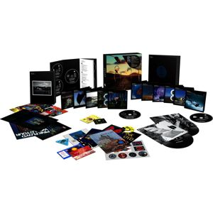 Pink Floyd The later years 1987-2019 5-CD & 2x7 inch & 6-Blu-ray & 5-DVD standard