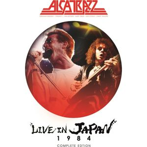 Alcatrazz Live in Japan 1984 DVD & 2-CD standard