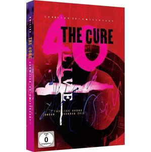 The Cure Curaetion 25-Anniversary 2-Blu-ray Disc standard