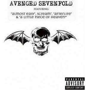 Avenged Sevenfold Avenged Sevenfold CD standard