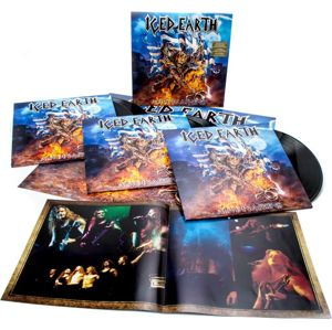 Iced Earth Alive in Athens (20th Anniversary Edition) 5-LP BOX standard