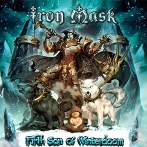 Iron Mask Fifth son of Winterdoom CD standard