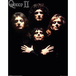 Queen Queen II plakát vícebarevný