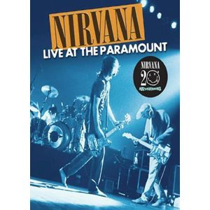 Nirvana Live at the Paramount Blu-Ray Disc standard