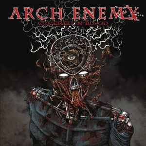 Arch Enemy Covered in blood CD standard