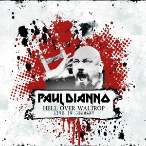 Paul Di'anno Hell over Waltrop - Live in Germany CD standard