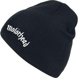 Motörhead Logo Beanie čepice černá