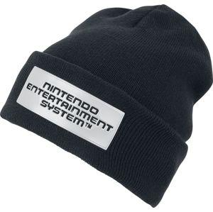 Nintendo NES - Nintendo Entertainment System Beanie čepice černá