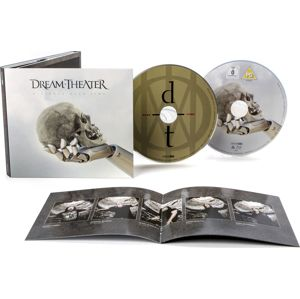 Dream Theater Distance Over Time CD & Blu-ray standard