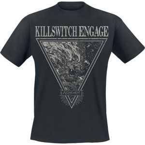 Killswitch Engage Atonement Triangle tricko černá