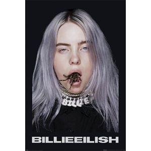 Eilish, Billie Spider plakát vícebarevný