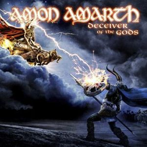 Amon Amarth Deceiver of the gods CD standard