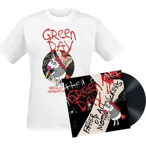 Green Day Father of all... LP a tricko standard