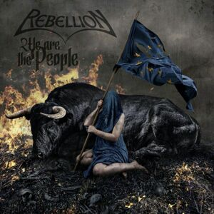 Rebellion We are the people CD standard