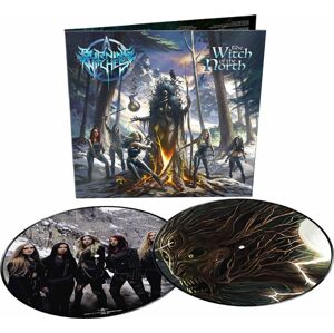 Burning Witches The witch of the north 2-LP Picture