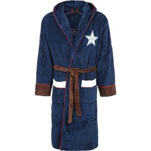 Captain America Logo Župan vícebarevný