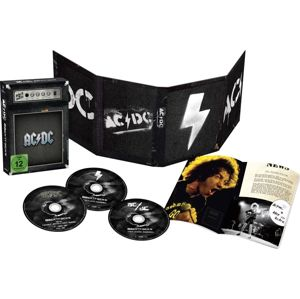 AC/DC Backtracks 2-CD & DVD standard