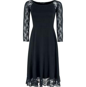 Outer Vision Šaty Norma šaty černá
