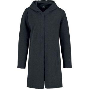 Sublevel Ladies Sweat Coat Dívcí kabát černá