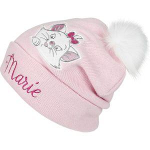 Aristocats Marie Beanie čepice světle růžová