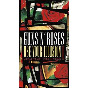 Guns N' Roses Use your illusion Vol. I DVD standard