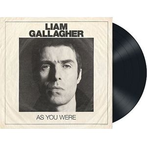 Gallagher, Liam As you were LP standard
