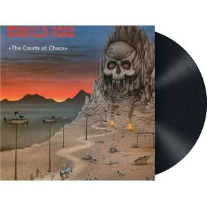 Manilla Road The courts of chaos LP standard